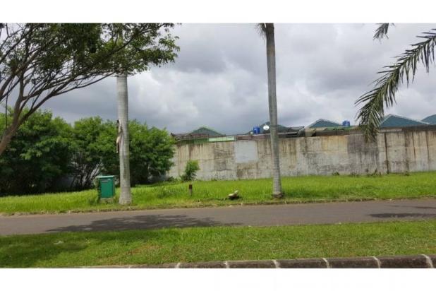 DiJual Cepat Kavling / Tanah Hook siap bangun di ModernLand, Tangerang, lok 12052925
