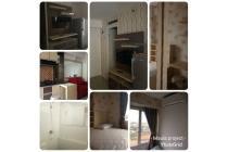 Apartemen 2 kamar di atas Mall Bassura perabot lengkap
