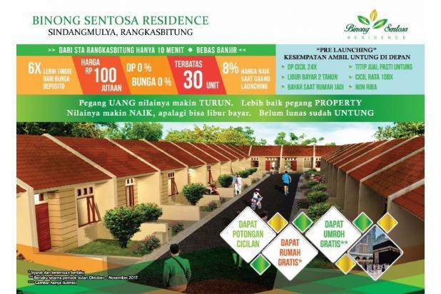 Binong Sentosa Residence -Flyer Oktober 2017 14127427