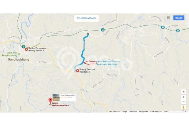 Lokasi Strategis - BINONG SENTOSA RESIDENCE 14127564