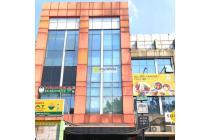 Dijual ruko 4 lantai di Bintaro Bulevard, di area komersil