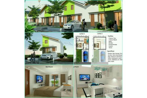 di jual rumah di perumahan daerah ungasan, only available 12 unit 12398234