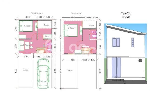 di jual rumah di perumahan daerah ungasan, only available 12 unit 12398247