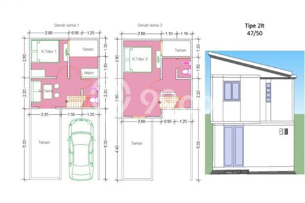 di jual rumah di perumahan daerah ungasan, only available 12 unit 12398249
