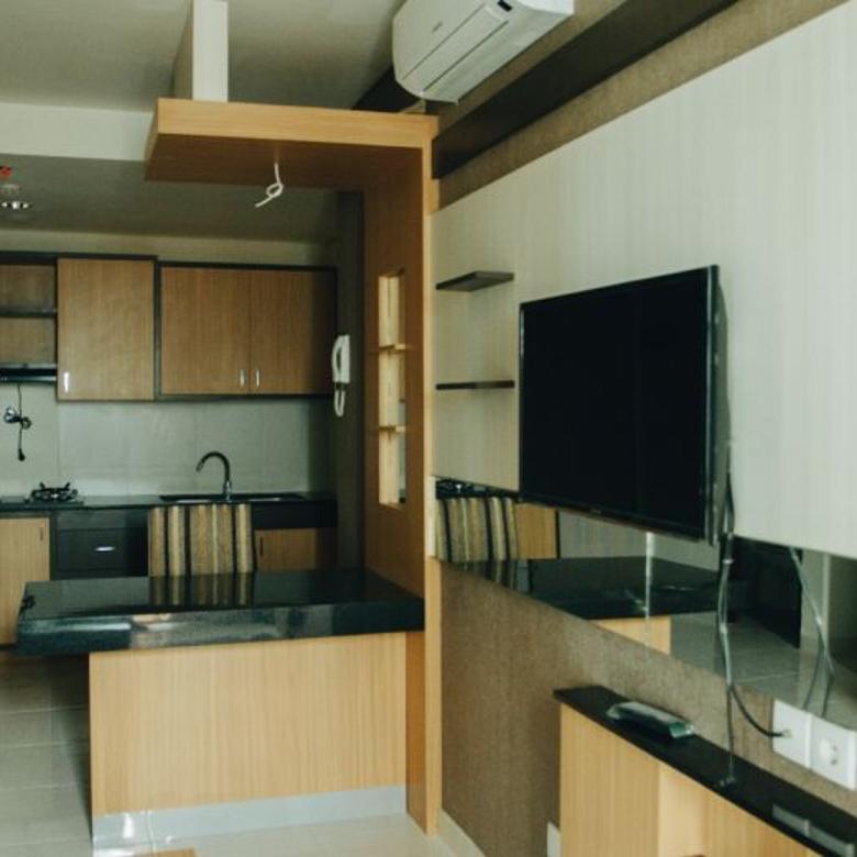 Apartemen 2BR tengah kota