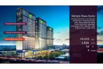 Apartemen Murah di Rawa Buntu by BUMN - Strategis Nempel Stasiun