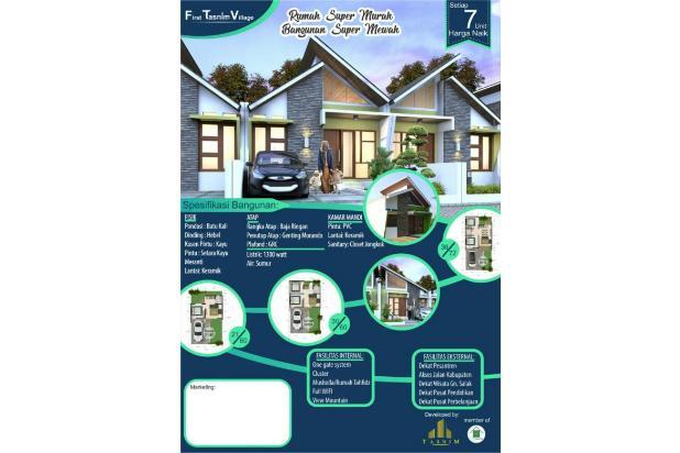 Rp244jt Rumah Dijual