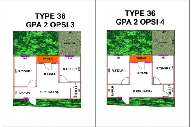 Unit Cluster dekat Ring Road Manisrenggo, Investasi Pasti Untung 16509478