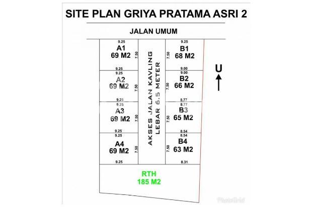 Unit Cluster dekat Ring Road Manisrenggo, Investasi Pasti Untung 16509477