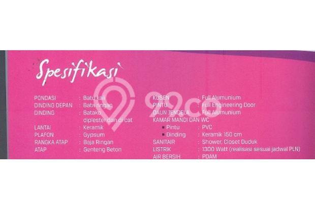 Tipe 42/120 Magnolia Timur Cibubur 3872956