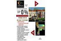 Rumah DP 0% Cassaluna Alhamra dekat stasiun, Tol CiCi & Pasar
