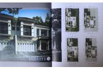 Dijual Rumah Cluster Lokasi Premium di Jadeite Residence Tangerang