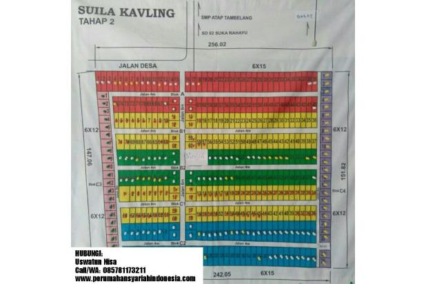 Cicilan 800Ribuan Tanpa DP | KPR Kavling Tanah Syariah Tambelang, Bekasi 15422478