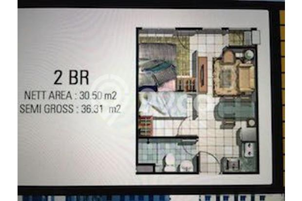 Gunawangsa MERR 2 Bedroom  - Apartemen Dijual/Disewakan 7609008