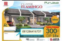 cluster Flamingo Baru pasar kemis tangerang dp.cicil 18bualn