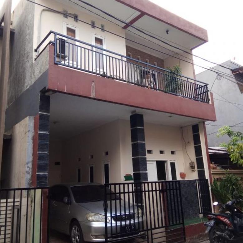 Dijual Rumah 2 Lantai Siap Huni di Buana Gardenia, Tangerang