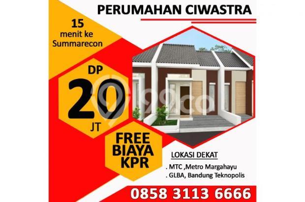 Launching Rumah Dp 20 Jt Ciwastra Derwati Margacinta Bandung 12398526