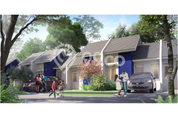 biz home perumahan eksklusif terbaru rumah 2 kamar tidur