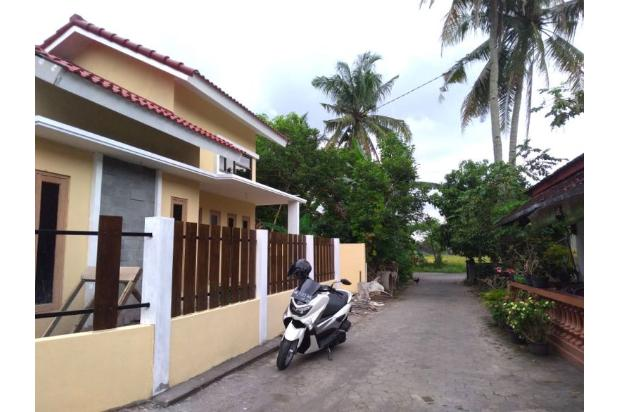 Rumah Baru di Lingkungan Asri Godean Km 7,5 Sidomoyo 17150219