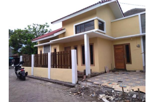 Rumah Baru di Lingkungan Asri Godean Km 7,5 Sidomoyo 17150220
