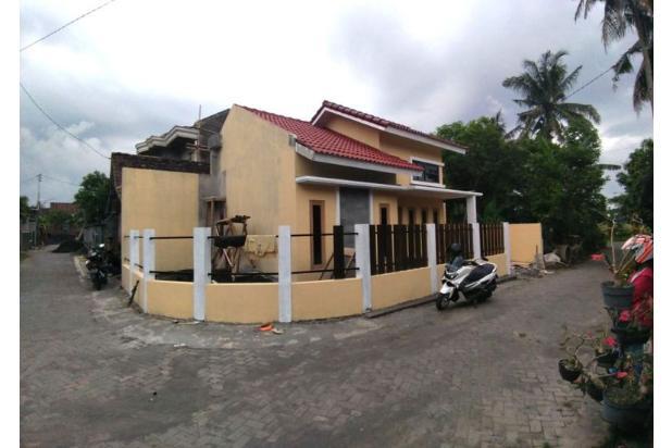 Rumah Baru di Lingkungan Asri Godean Km 7,5 Sidomoyo 17150221