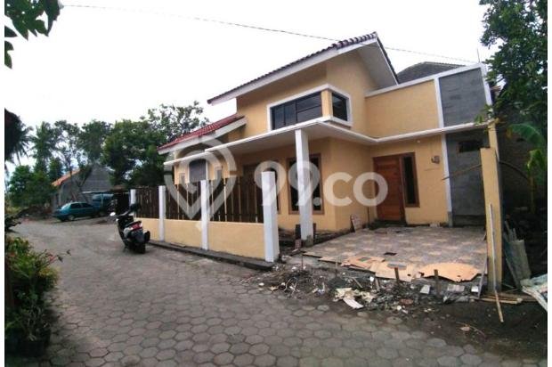Rumah Baru di Lingkungan Asri Godean Km 7,5 Sidomoyo 17150222