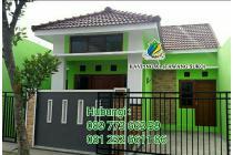 Rumah Cantik Jaman Now.. Dekat Terminal Jl.Tawang Baru. Free Design Bro..