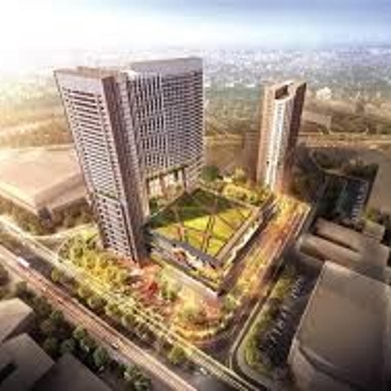 Transpark Bintaro, Studio, 2br, SOHO cicilan 3juta perbulan