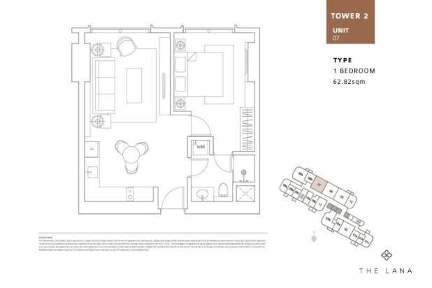 Rp2,51mily Apartemen Dijual