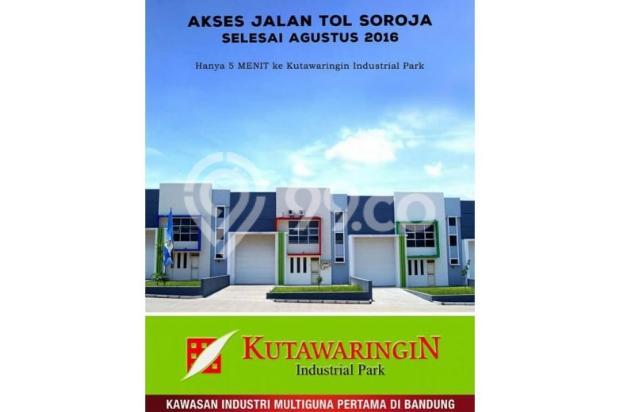 Punya Usaha dan Butuh Gudang, Kutawaringin Industrial Park pilihan tepat 7895320