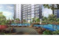 Dijual Apartemen Type Studio Strategis di Casa De Parco BSD City Tangerang
