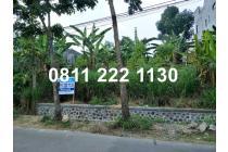 Tanah Mainroad, Kontur tanah datar, Jl. Sukahaji Raya, Lm 18m.