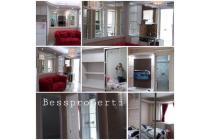 Disewakan khusus apartemen Bassura City, tower Geranium lt.30 type 2kmr Ful