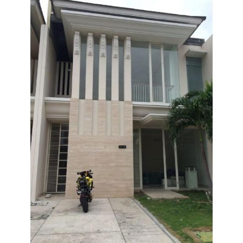 butuh segera laku rumah baru gress palm beach cluster imperial desain mo