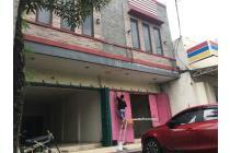 Ruko 190 m2 tepi jalan propensi, Jajar, Surakarta