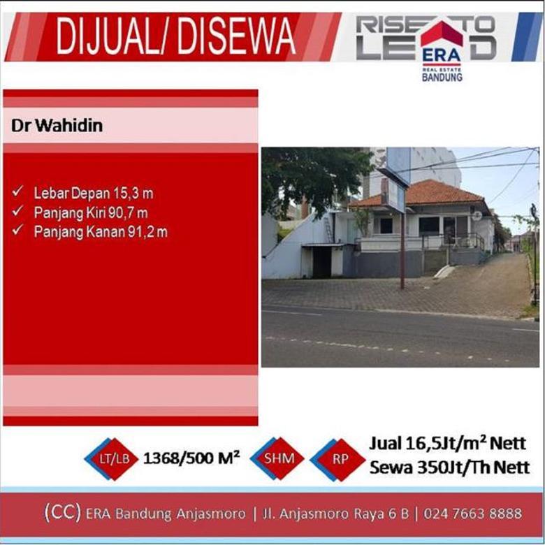 Rumah di Dr. Wahidin