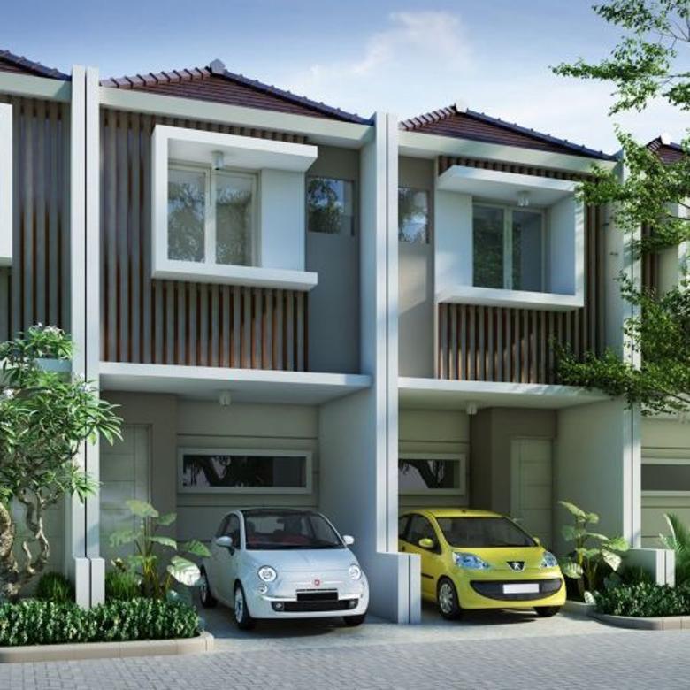 Dijual Rumah Harga Apartment selangkah dari kedungcowek Surabaya Timur