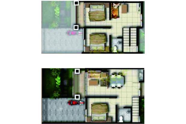 Rumah Baru 2 Lantai Bekasi Kota, Bayar Tunai Untung 25% 16578012