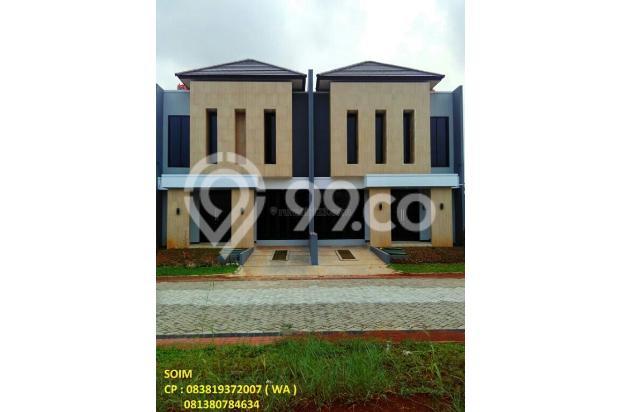 Rumah Mewah 2 lantai  kokoh hanya 5 menit via Tol Jagorawi free AC 3 unit 11229114