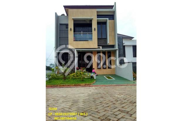 Rumah Mewah 2 lantai  kokoh hanya 5 menit via Tol Jagorawi free AC 3 unit 11229115