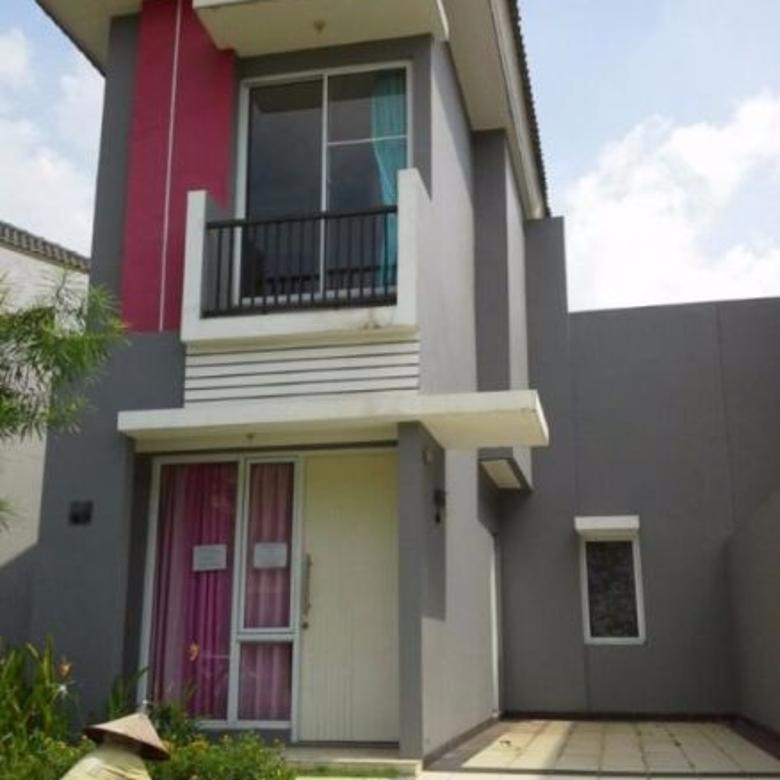 Dijual Cepat Rumah Cluster Azalea, Luas 7x17 m2_ge