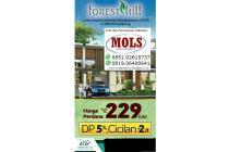 Rumah Foresthill Terjangkau Strategis di Parung Panjang Bogor