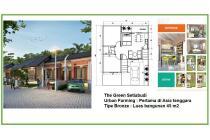 Rumah Baru Murah konsep Urban Farming skema Syariah di Setiabudi Bandung