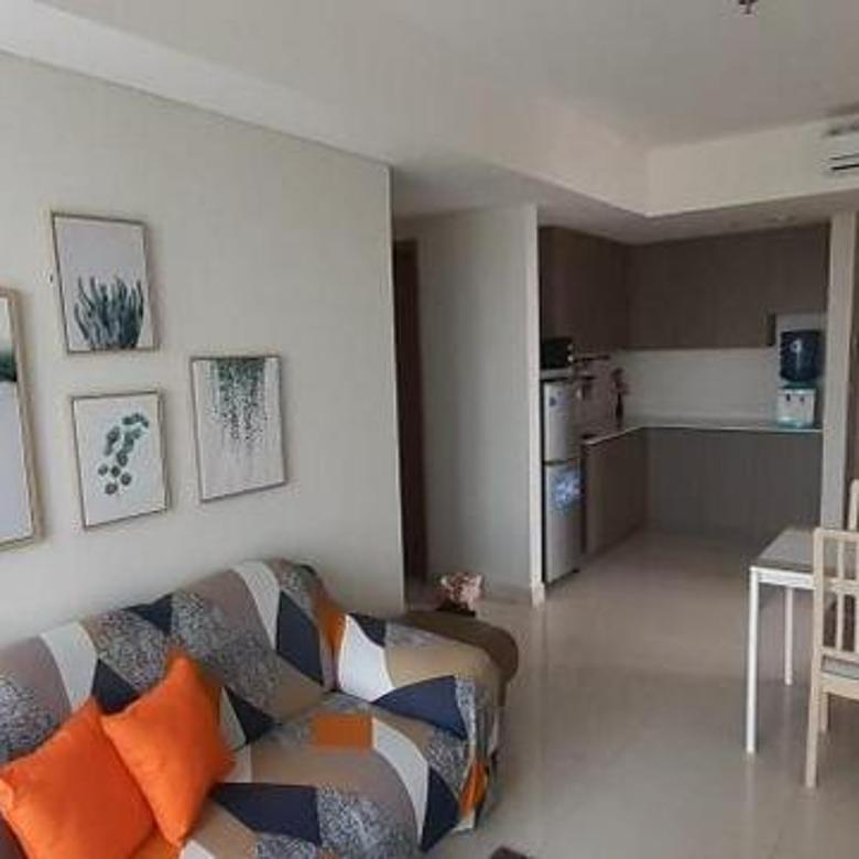 NYAMAN BANGET!! Apt. Gold Coast 3BR Furnish, Lantai Rendah