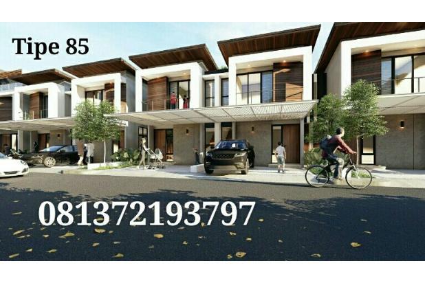Rp843jt Rumah Dijual
