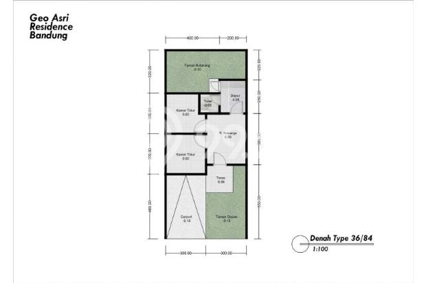 Rumah cantik minimalis di Arcamanik 15360955