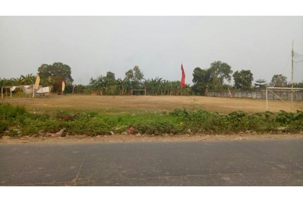 Dijual tanah murah di Pinggir Jalan Raya Babelan Kota Kebalen Bekasi 18273848