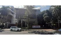 Gedung Kantor 4 lantai luas 1863m di Tanah Abang Jakarta Pusat