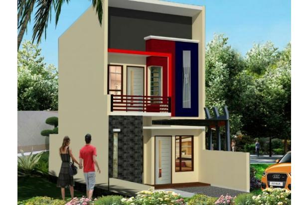 Rumah Cantik Harga Menarik 2Lantai di Ciater BSD Pamulang 8058956