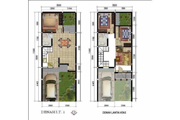 Rumah Cantik Harga Menarik 2Lantai di Ciater BSD Pamulang 8058972